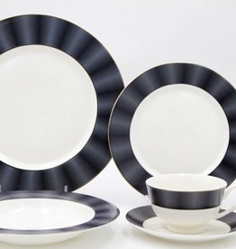 Bentley Cobalt 20 pc Dinnerware set
