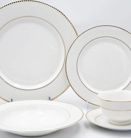 Pamela 20 pc Dinnerware Set