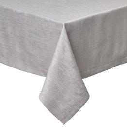 Lisbon Grey Tablecloth 66 x 128