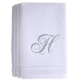 White Cotton Towels H