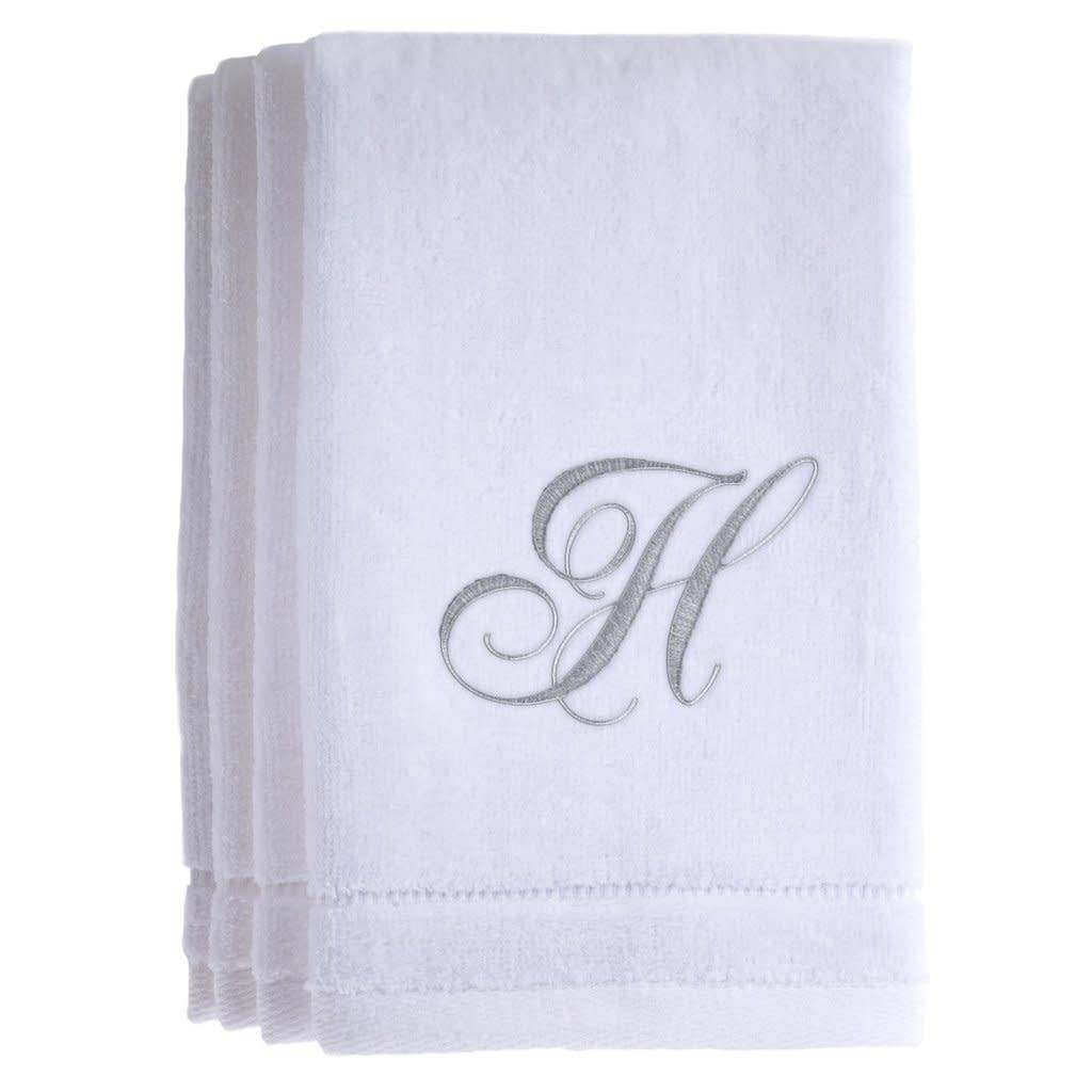 White Cotton Towels H