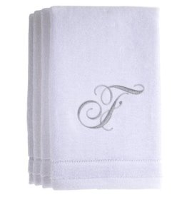 White Cotton Towels F