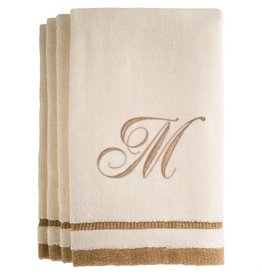 Ivory Cotton Towels M