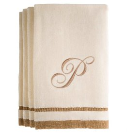 Ivory Cotton Towels P