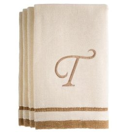 Ivory Cotton Towels T