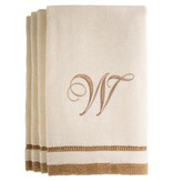 Ivory Cotton Towels W