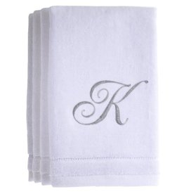 White Cotton Towels K