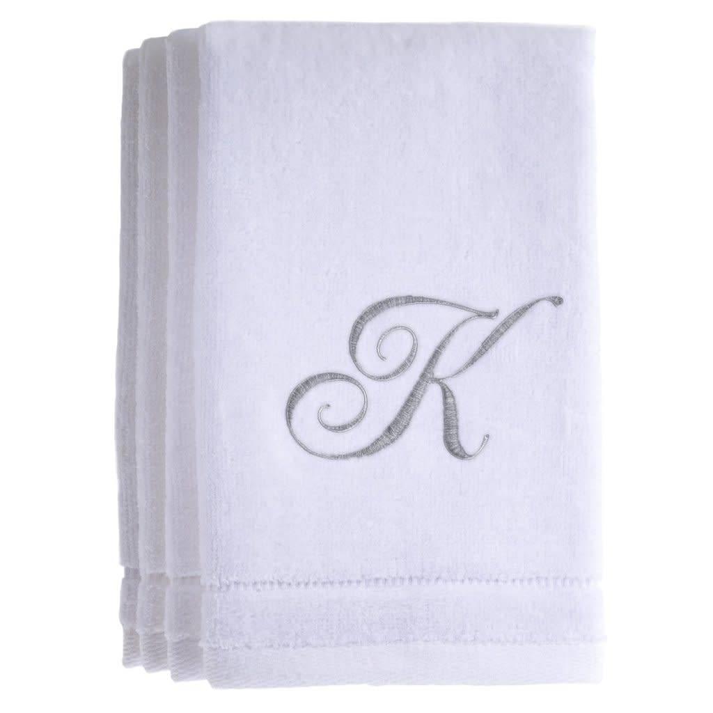 White Cotton Towels K