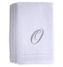 White Cotton Towels O