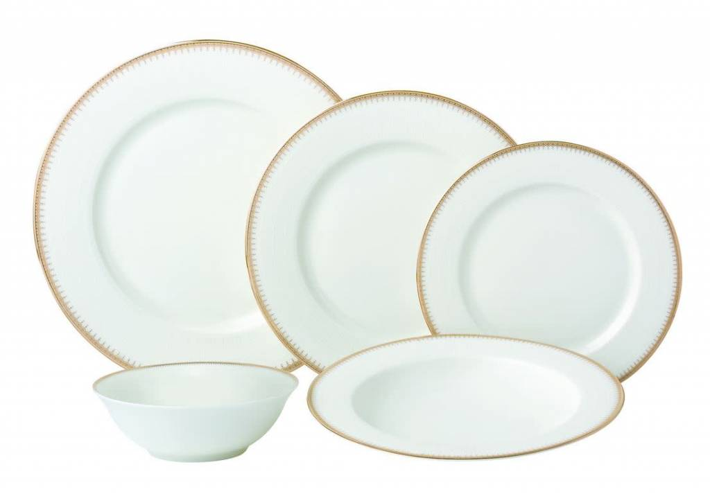 Amanda 20 pc Dinnerware set