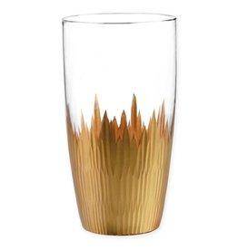 Lava Gold Highball Glass S/4