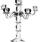 Candelabra Crystal SS 6 Branches