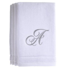White Cotton Towels A
