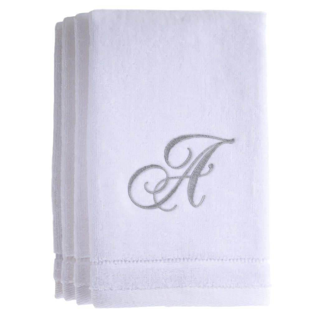 White Cotton Towels A