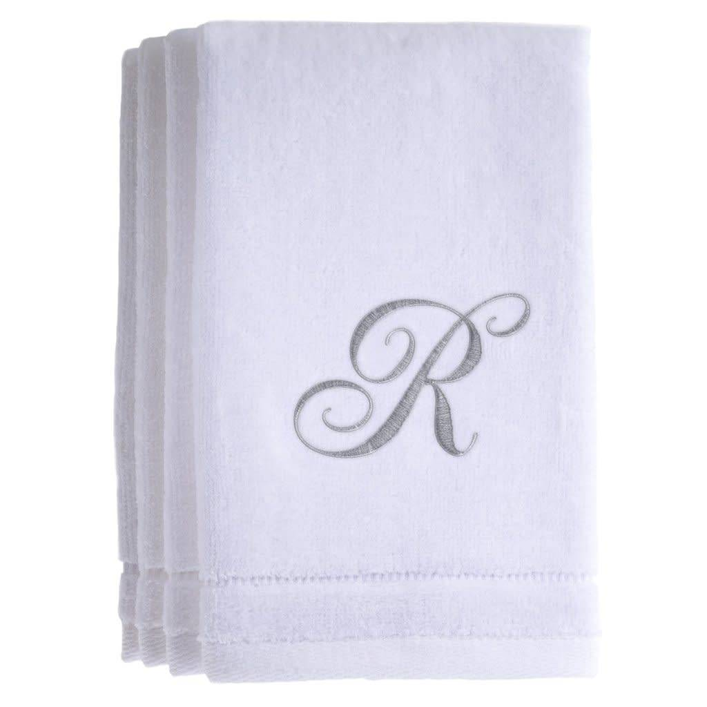 White Cotton Towels R