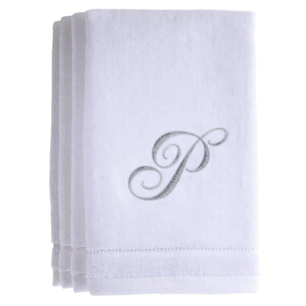 White Cotton Towels P
