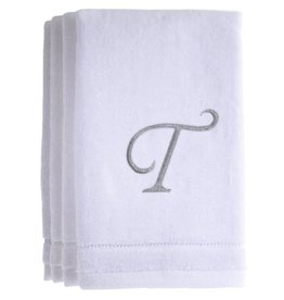 White Cotton Towels T