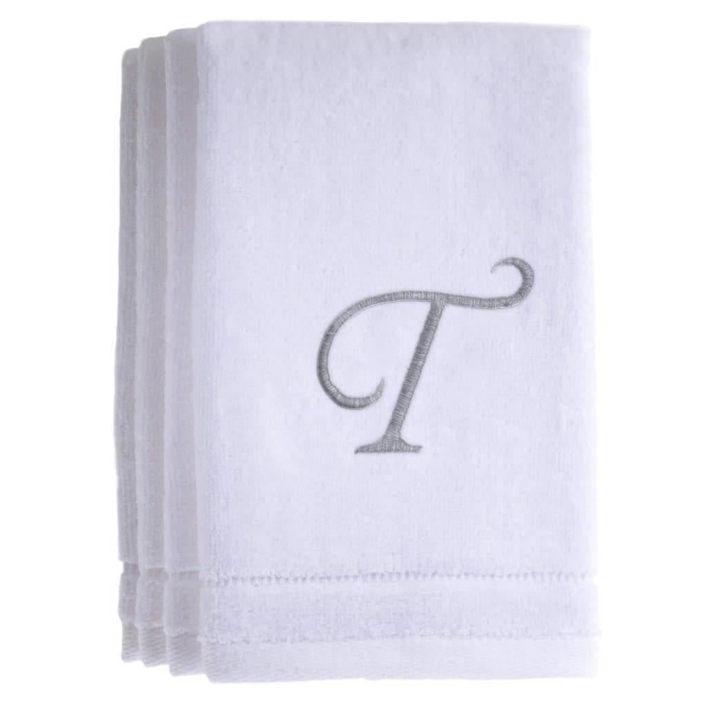 White Cotton Towels T