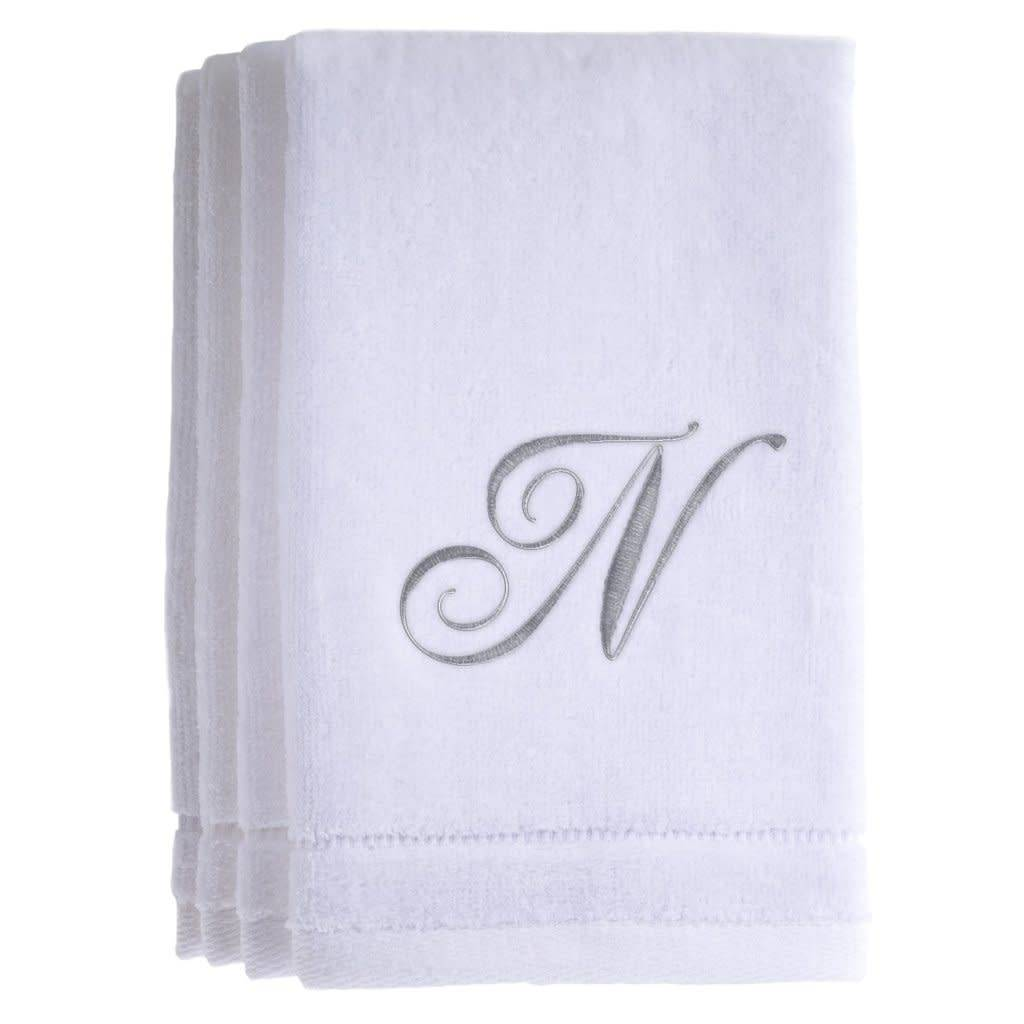 White Cotton Towels N