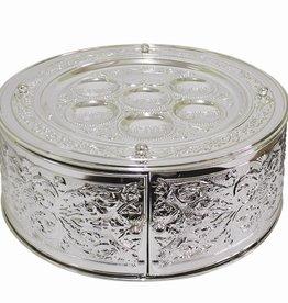 3 tier matzah/seder plate