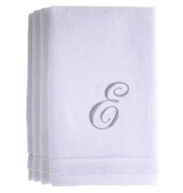 White Cotton Towels E