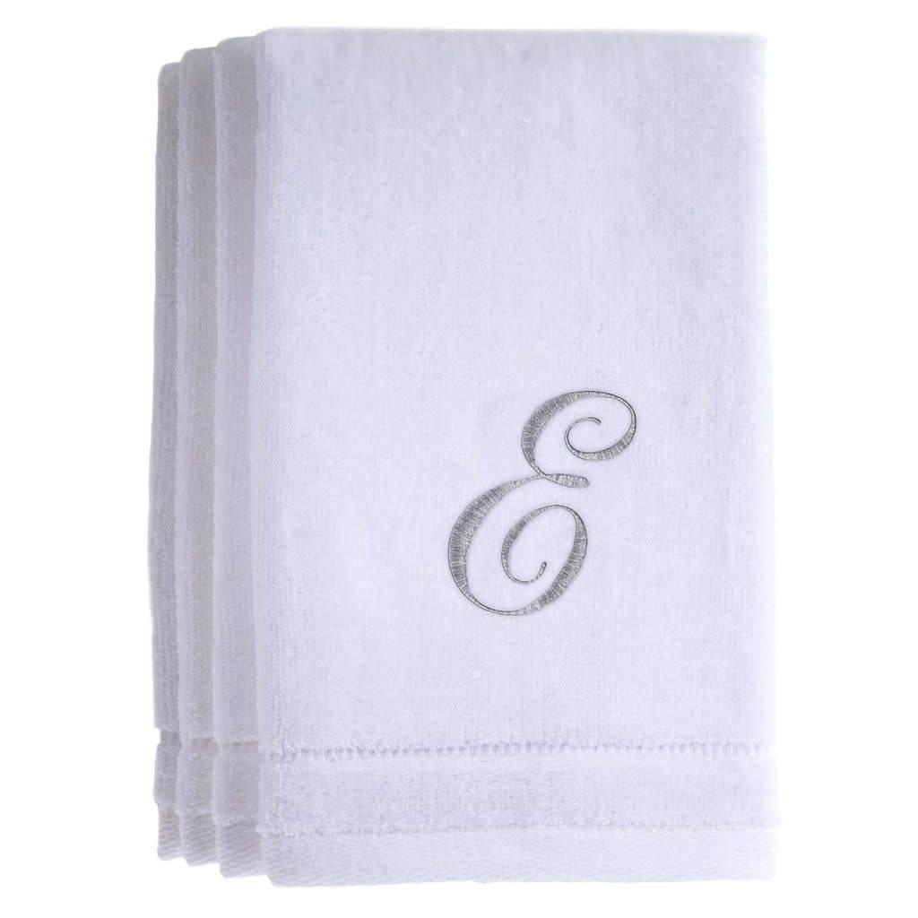 White Cotton Towels E