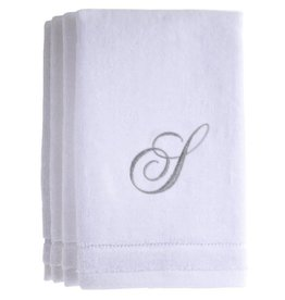 White Cotton Towels S