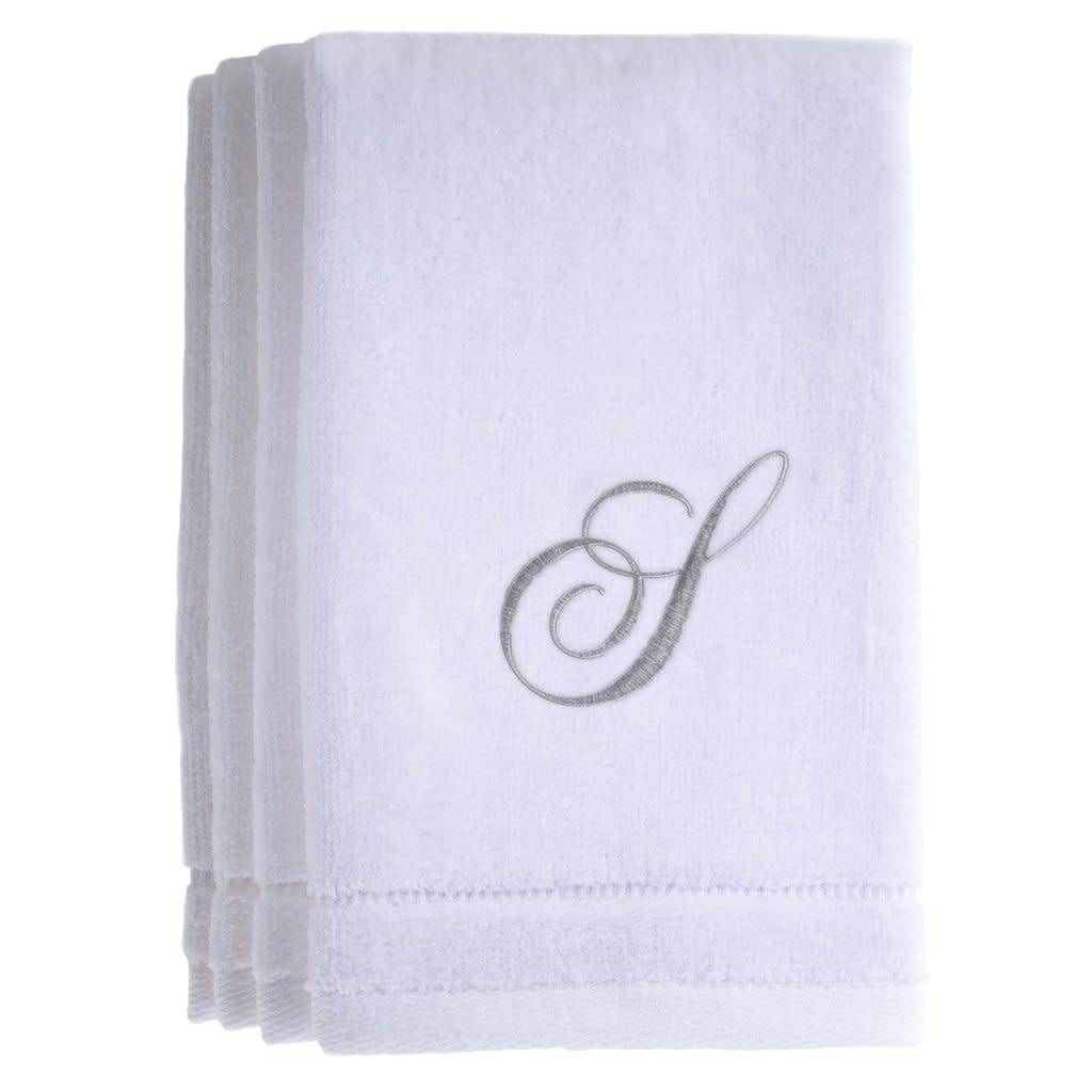 White Cotton Towels S