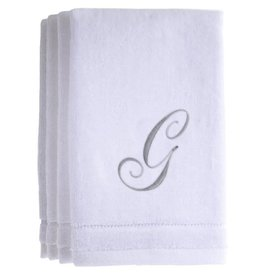 White Cotton Towels G