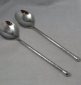 Pateesh silver salad servers