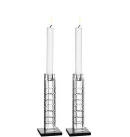 Orrefors Street Candlesticks