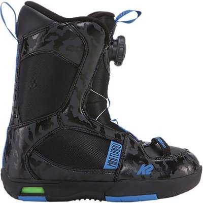 K2 SNOWBOARD MINI TURBO YOUTH SNOWBOARD BOOT 4