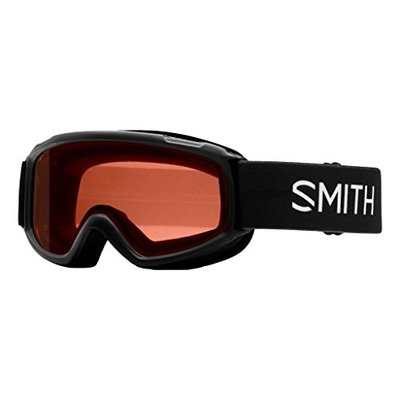 SMITH SMITH Sidekick Goggle Black Frame/RC36 Lens