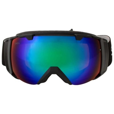 SMITH I/OX GREEN SOL-X MIRROR RED SENSOR MIRROR BLACK