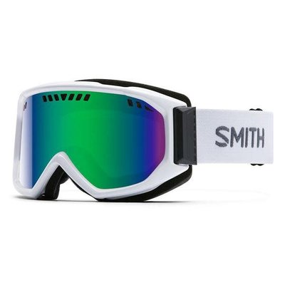 SMITH SCOPE GREEN SOL-X MIRROR XTRA LENS NOT INCL. WHITE