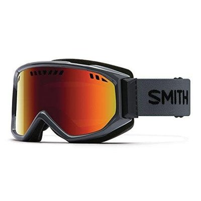 SMITH SCOPE RED SOL-X MIRROR XTRA LENS NOT INCL. BLACK