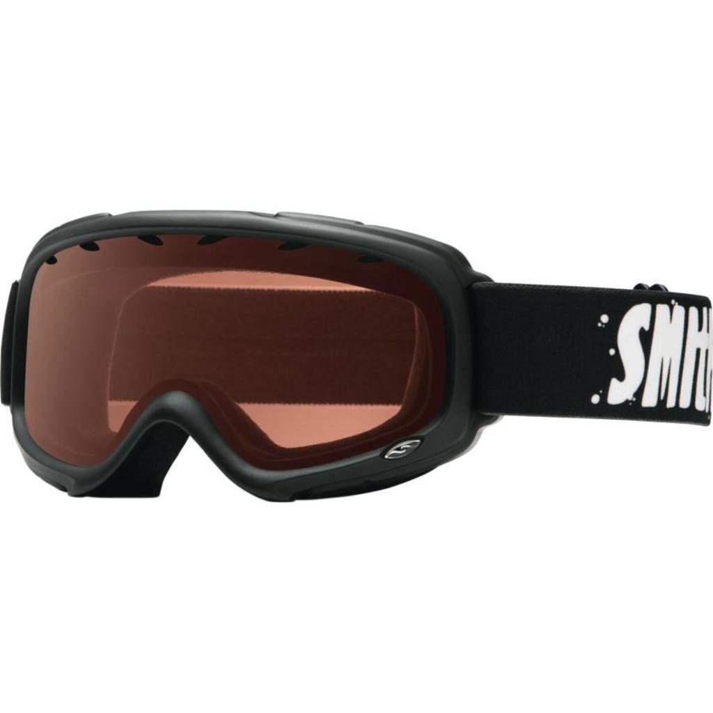 SMITH GAMBLER RC36 BLACK
