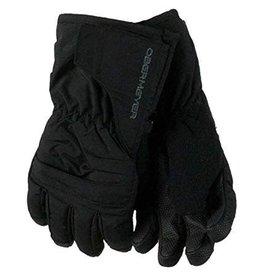 Obermeyer Gauntlet Glove UNISEX BLACK (15009) L
