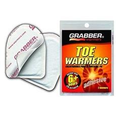 GRABBER Grabber Toe Warmers