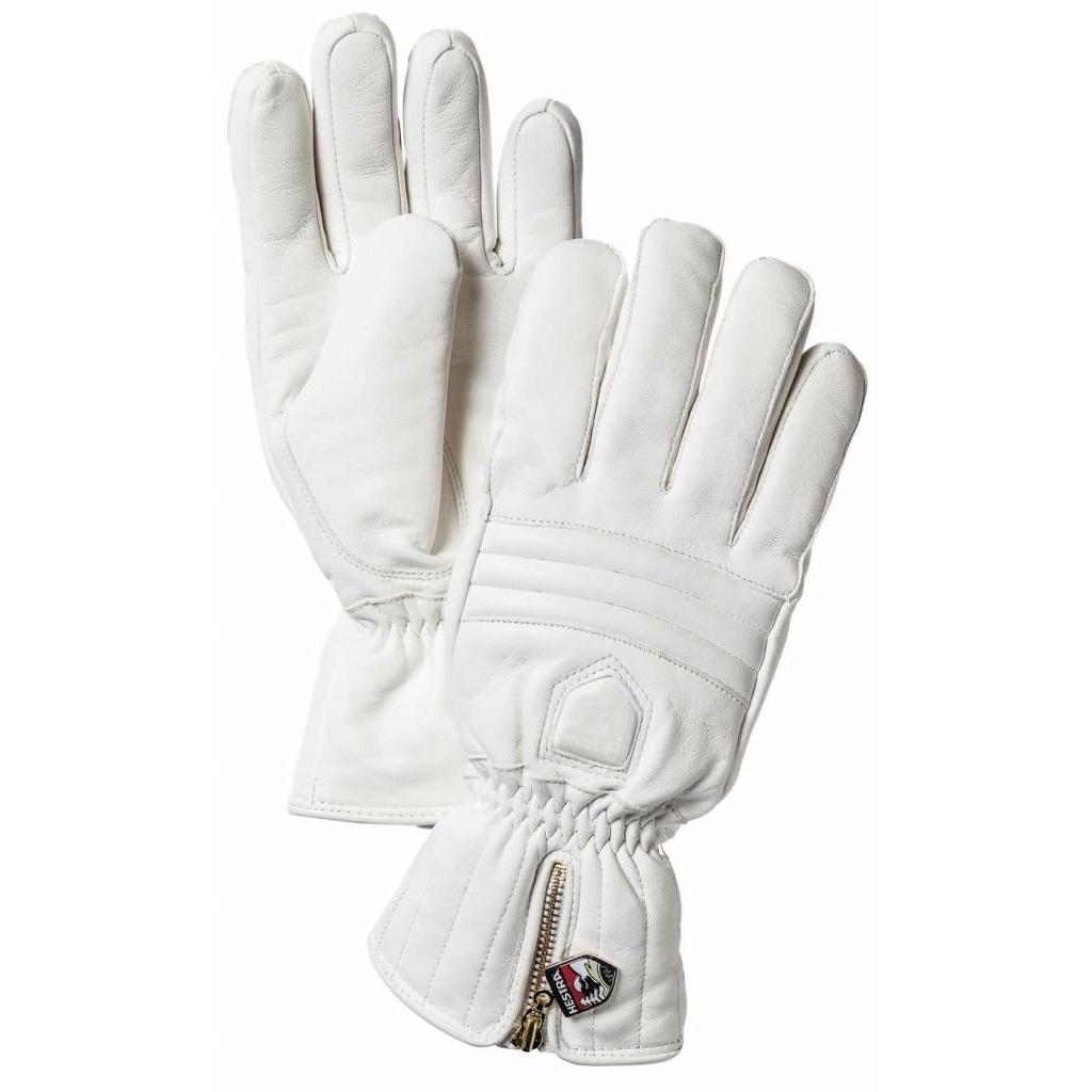 Hestra Hestra Leather Swisswool Classic Off Wht 9