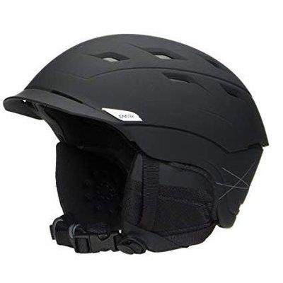 SMITH SMITH Variance Helmet: Matte Black/XLarge