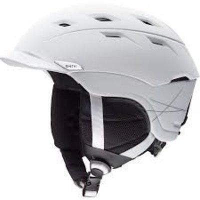 SMITH SMITH Variance Helmet: Matte White/Small