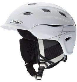 SMITH SMITH Vantage Helmet: Matte White/Medium