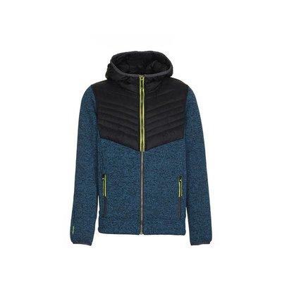 KILLTEC Fyodor Jr boys hybrid fleece ski jacket