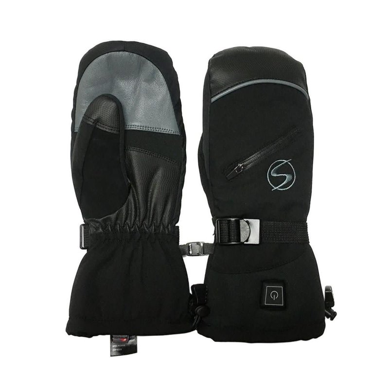 JGS W STEP-UP HEATED MITT