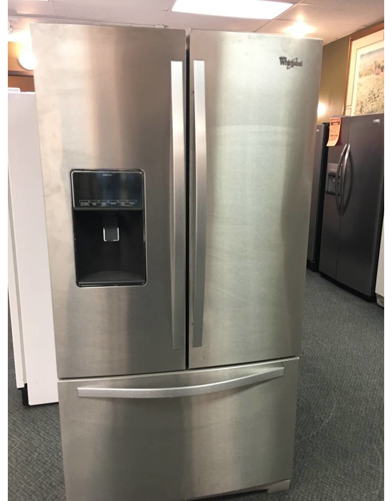 Whirlpool Gold Whirlpool Gold Series French Door Fridge In Stainless