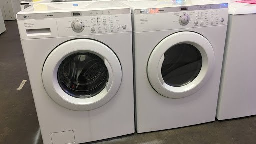 Lg Tromm Quiet Operation Front Load Washer Matching Dryer City Liance