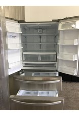 LG LG STAINLESS FRENCH DOOR REFRIGERATOR W/ICE & WATER DISPENSER
