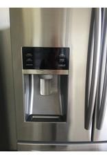 SAMSUNG SAMSUNG STAINLESS FRENCH DOOR REFRIGERATOR W/ICE & WATER DISPENSER