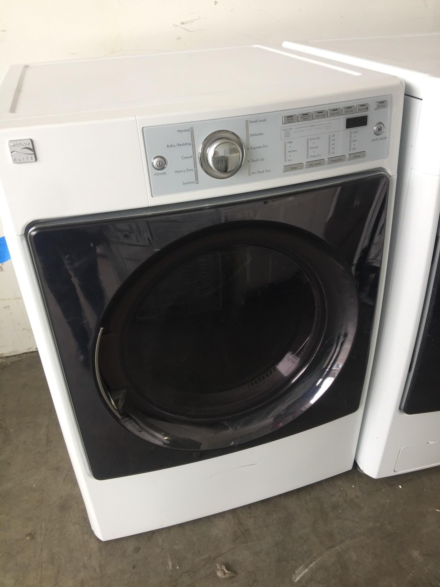 Kenmore Elite Kenmore Elite Front Load Dryer Discount